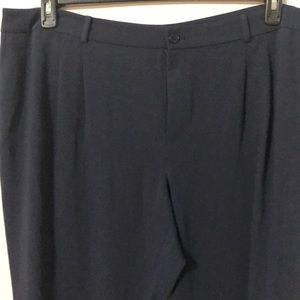 Lauren Ralph Lauren Pants - Lauren Ralph Lauren Plus Size Pleated Pants